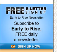 Free Eletter signup